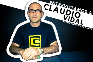 Claudio Vidal Growlandia